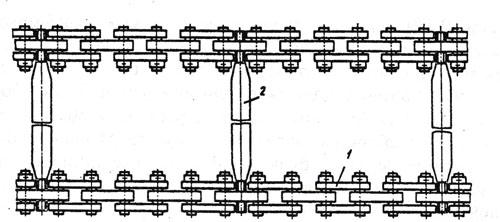 Цепь конвейера промежуточного вагона фольксваген транспортер т4 характеристики технические