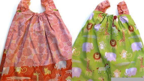 Двухстороннее платье как сшить 39