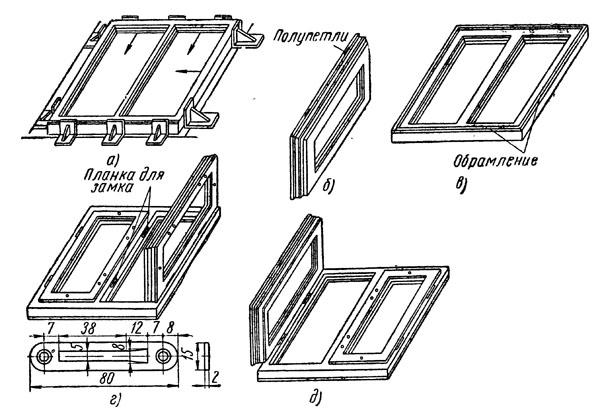 коллекция спаренные оконные переплеты фото оклеенный хромом