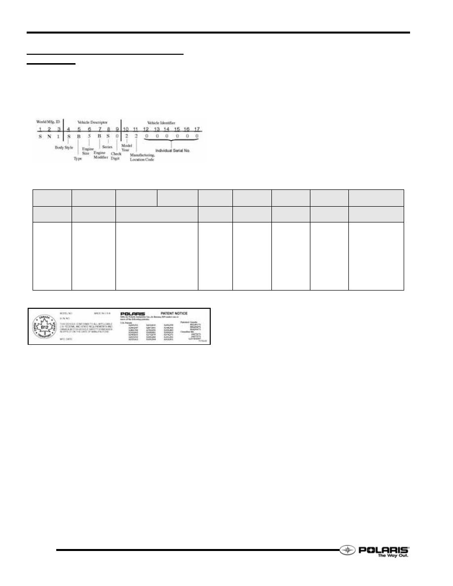 Snowmobile Polaris 2006 - 2007 FS / FST  Instruction - part 7