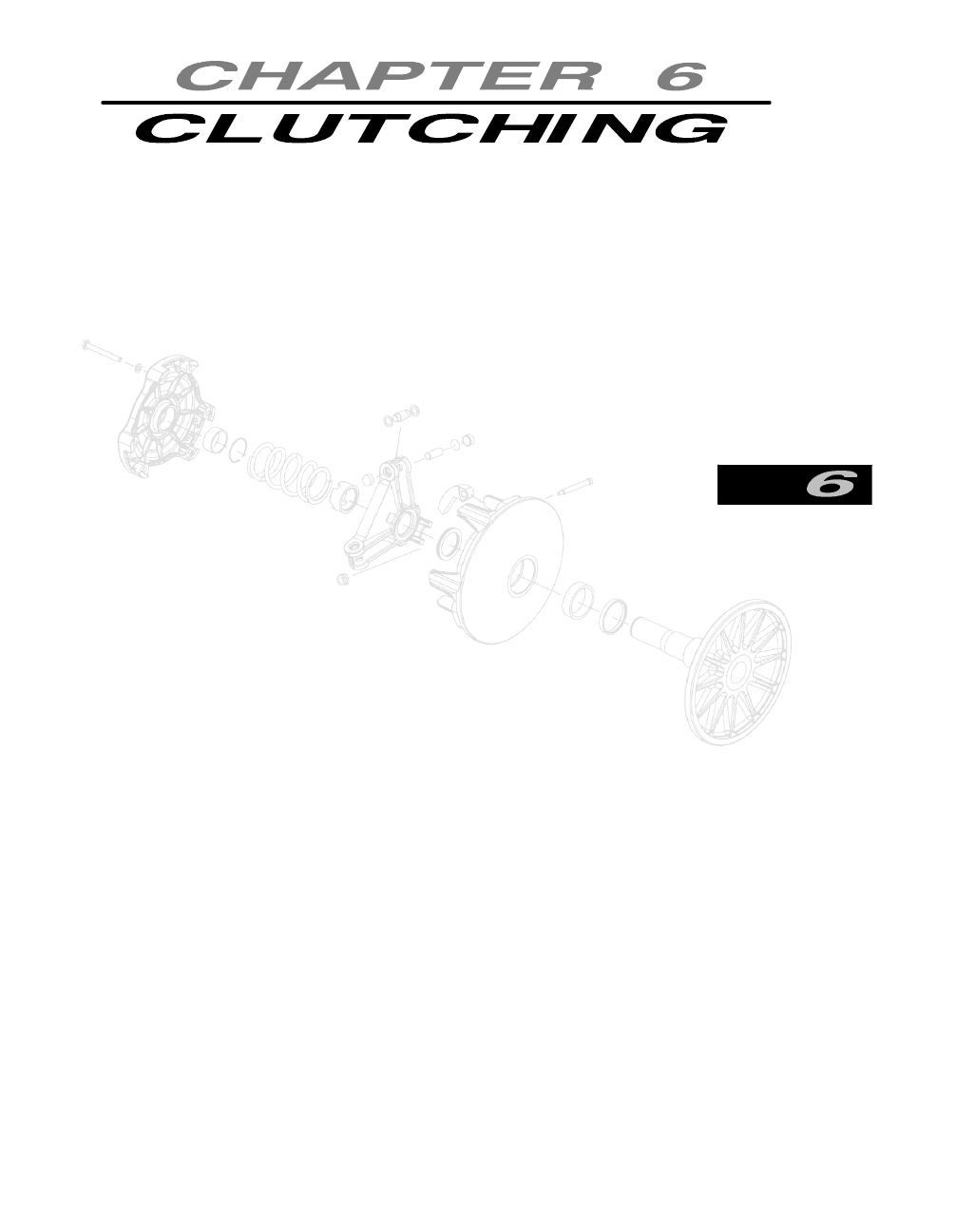 Snowmobile Polaris DEEP SNOW (2005 year)  Instruction - part 33