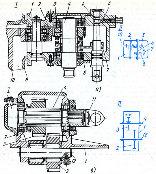 мощности кранов КС-2561Д