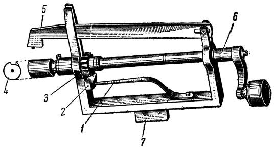 Приспособление для намотки пружин своими руками 70