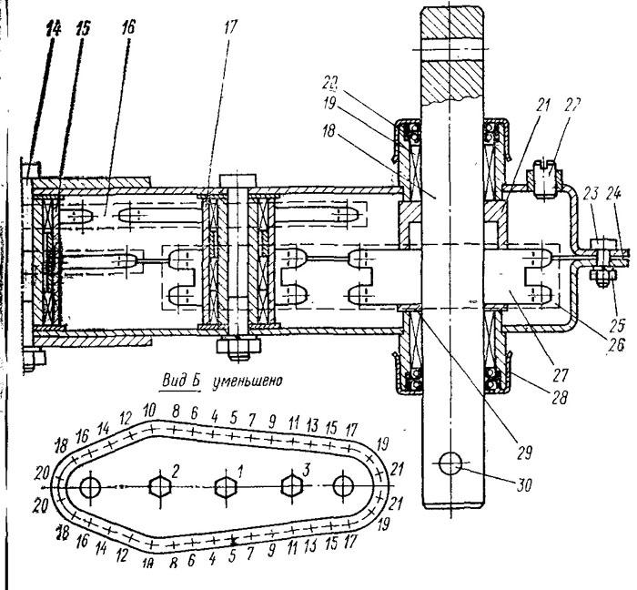 Минитрактор своими руками с двигателем от т-25