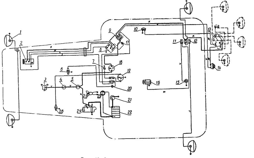 трактор т-16 технические характеристики ремень стартера Метки вто второй
