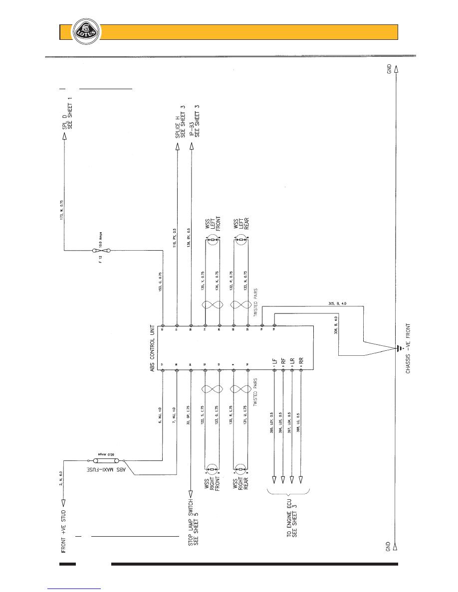 Lotus Elise / Lotus Exige  Instruction - part 63