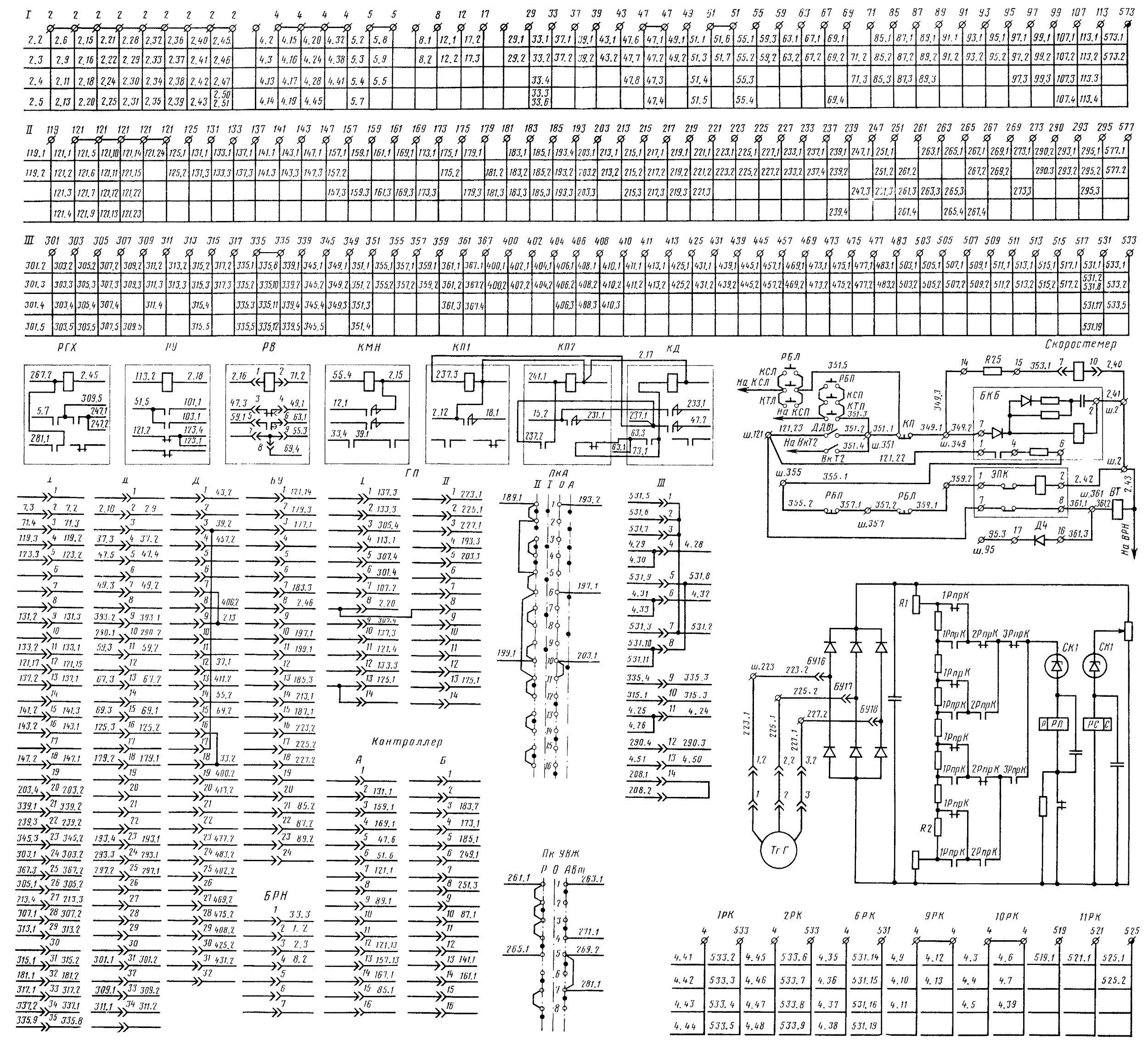 Схема тепловоза тгм 4 фото 194
