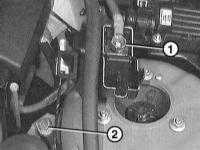 1.6 Uruchomienie silnika od zasilania pomocniczego BMW 3 (E46)