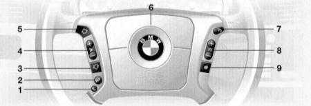 2.1 Elementy sterujące i wskaźniki BMW 3 (E46)