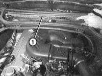 3.9 Wymiana elementu filtra powietrza kabiny BMW 3 (E46)