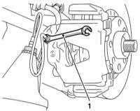 3.23 Wymiana płynu hamulcowego BMW 3 (E46)