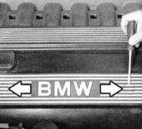 3.24 Sprawdzanie i wymiana świec zapłonowych BMW 3 (E46)