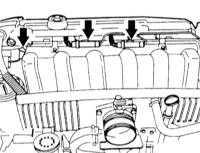4.1.4 Wymontowanie i zamontowanie kolektora dolotowego BMW 3 (E46)