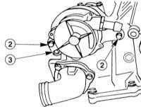 4.1.7 Wymontowanie i zamontowanie pompy próżniowej BMW 3 (E46)