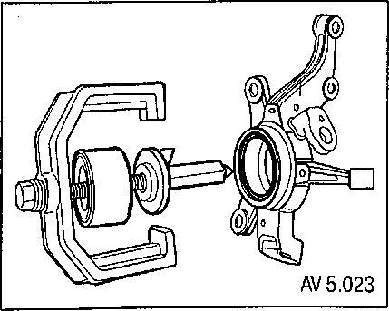 Схема сборки передней ступицы нива шевроле