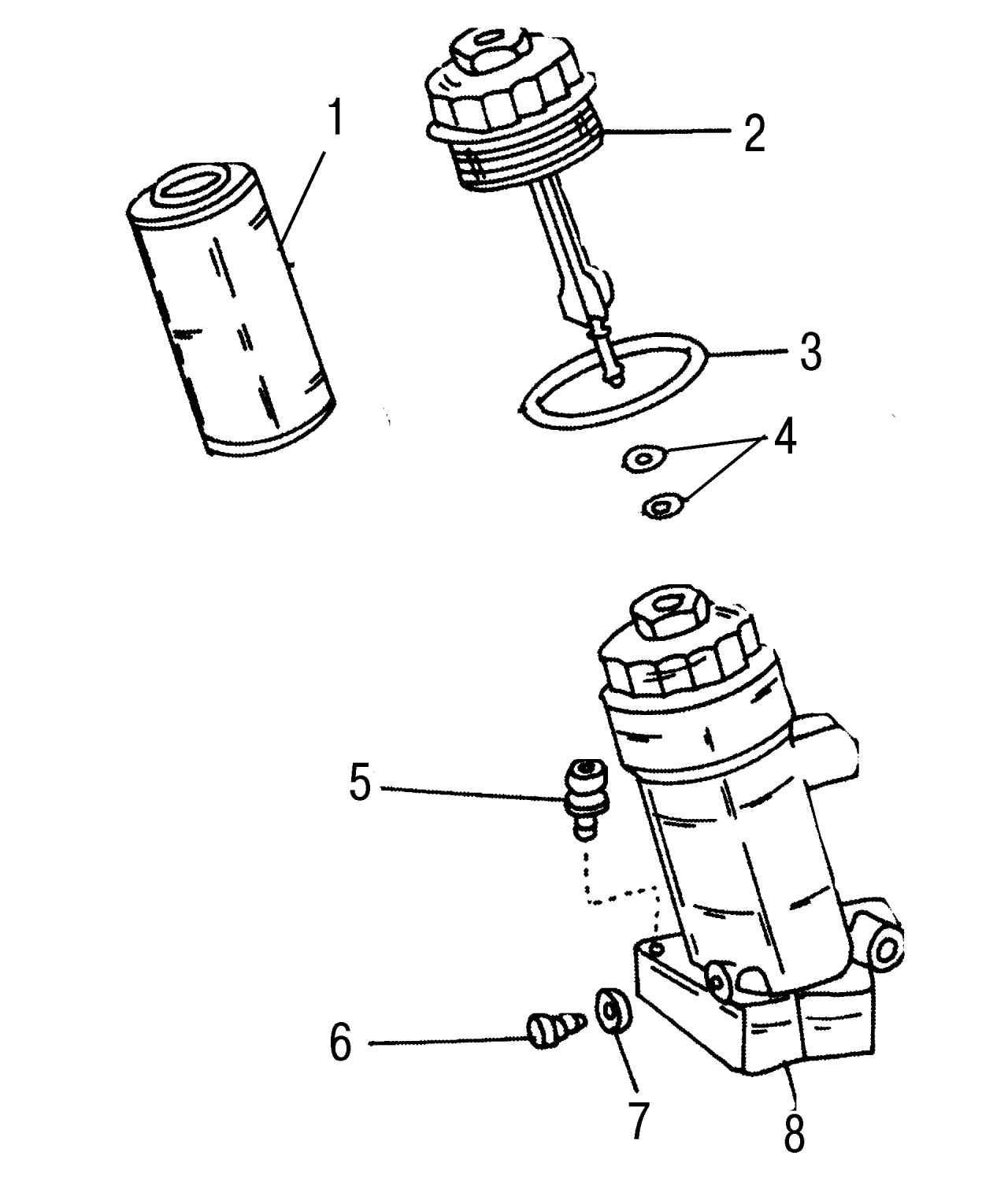 для Вас где находится масляный фильтр мерседес спринтер собраны для вас