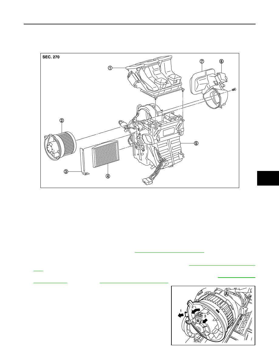 Nissan Qashqai (2007-2010)  Manual - part 841