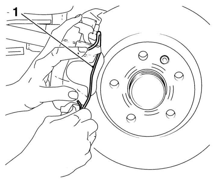 Замена задних тормозных колодок на опель астра своими руками