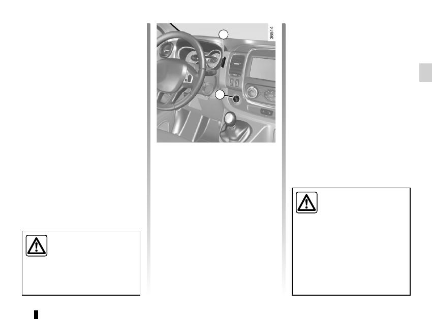 Renault Trafic (2018 year)  Manual - part 8