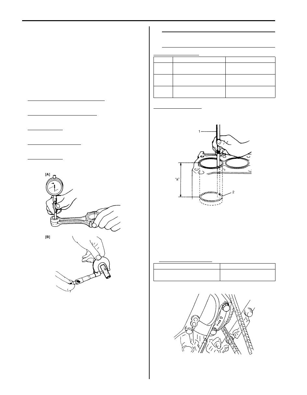 Suzuki Grand Vitara JB416 / JB420 / JB419  Service manual
