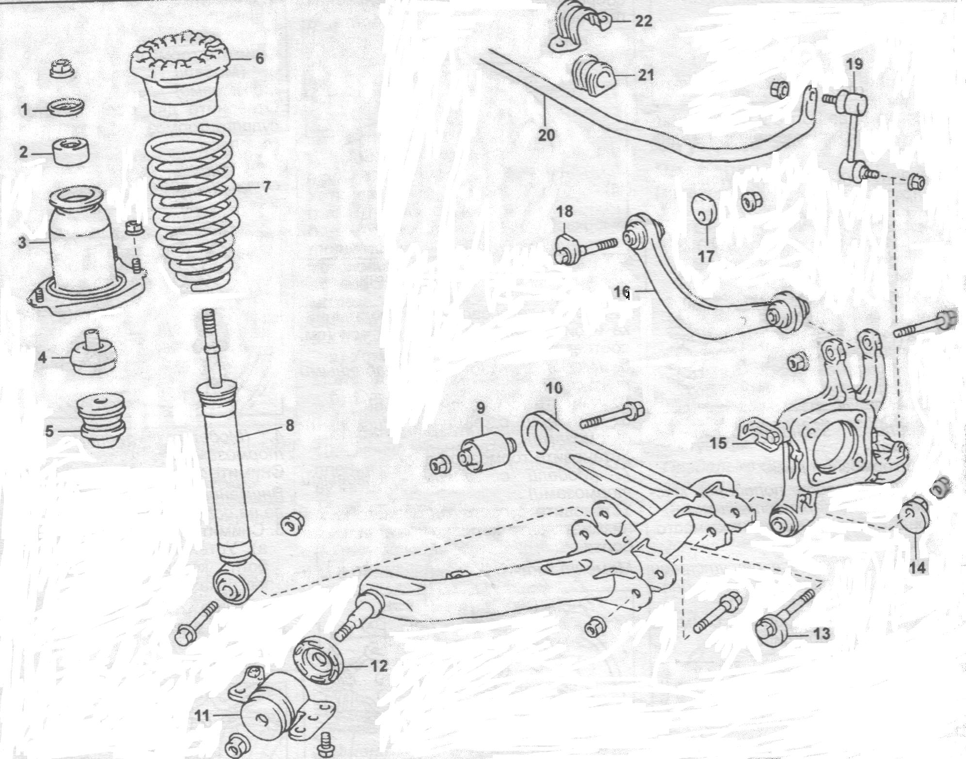 Подвеска Тойота Королла: как поднять и усилелить заднюю и переднюю части 22