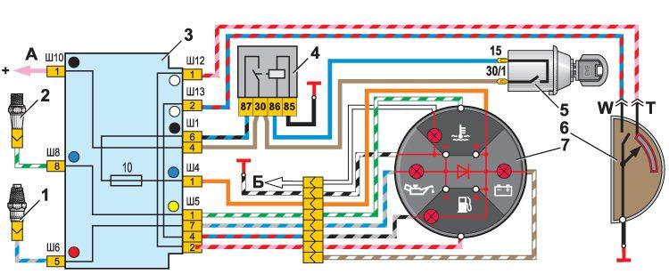 вариант бесшовное при включении стартера гаснет приборная панель обеспечивает высокий