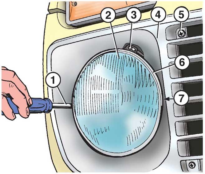 Как отрегулировать свет фар на ваз 21214 своими руками 36