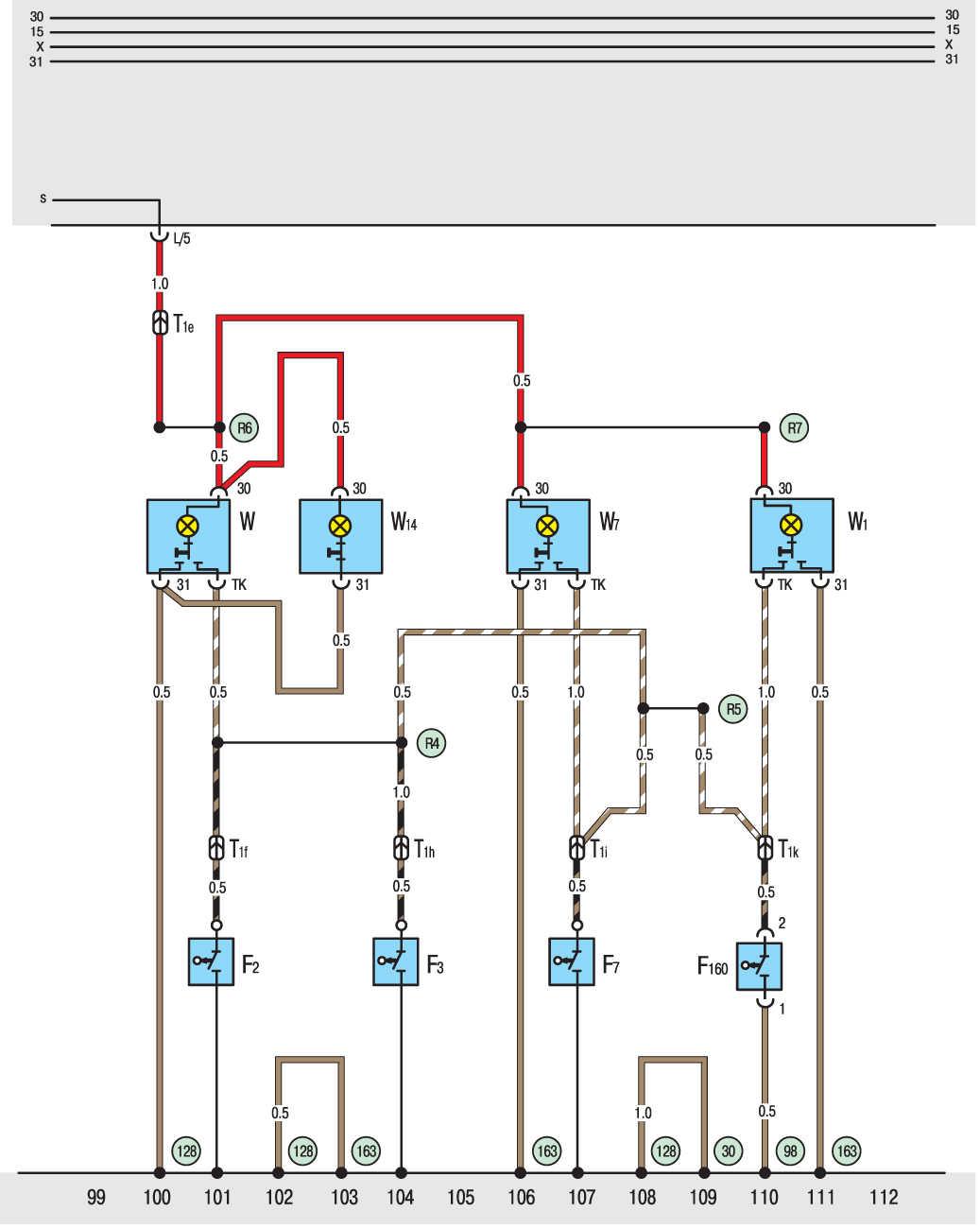 Схема контроллер салонного света автомобиля