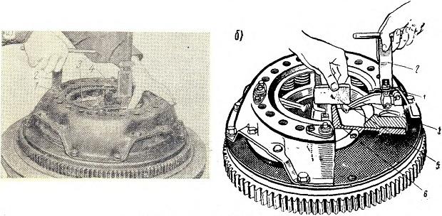 Как заменить диск сцепления на зил 130